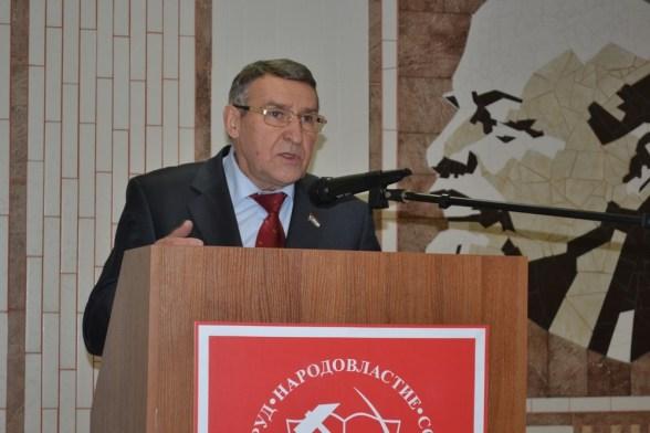 Виталий Минчук, первый секретарь тольяттинского горкома КПРФ: успехи КПРФ всё весомее
