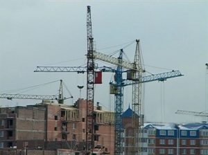 В Тольятти на стройке погиб рабочий