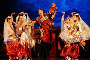 Фестиваль «Русские сезоны» открылся в Тольятти