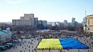 Украина проигнорировала праздник 23 февраля