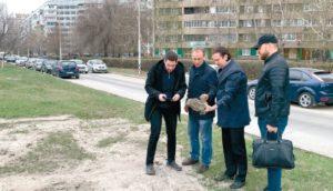 «Автодоринжиниринг» уничтожил большую часть тольяттинских газонов