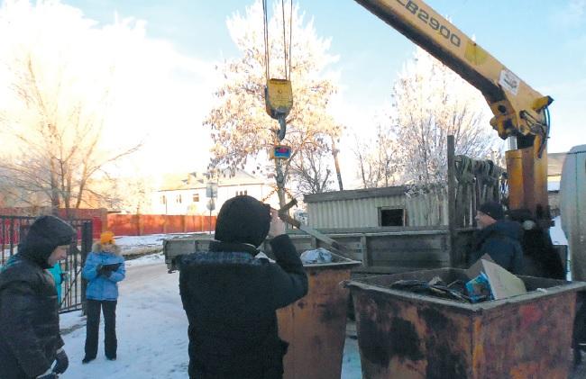 По Самарской области прошла зимняя «волна» замеров ТВЁРДЫХ КОММУНАЛЬНЫХ ОТХОДОВ